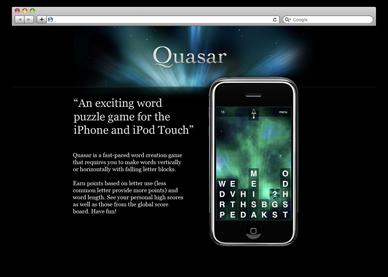 quasar gaming handy